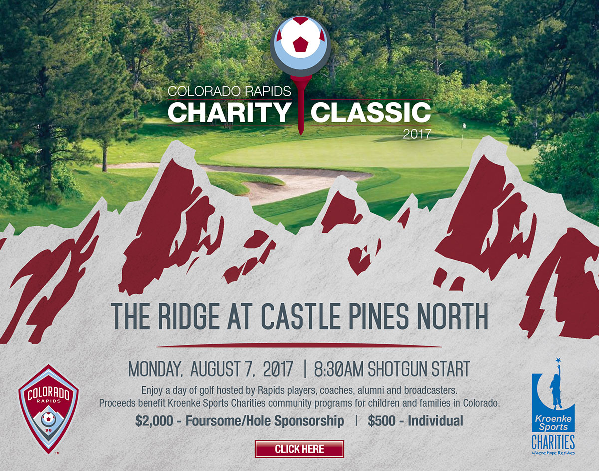 Colorado Rapids Charity Classic